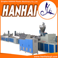 pvc doors and windows extrusion profile production line