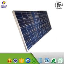 Professional 35 watt photovoltaic solar panel