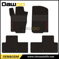 used for Mercedes ML hot sale rubber car floor mats