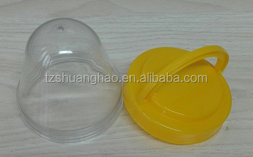 High transparency size 50mm PET jar preform with various specification
