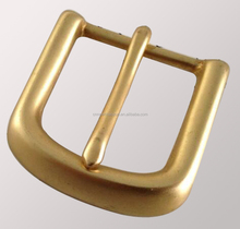 40mm Solid Brass pin buckle