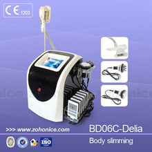 BD06C Advanced technology cryo therapy+vacuum body slimming system for sale
