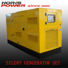 factory price 300kw diesel generator with silenced box hot sale in ghana