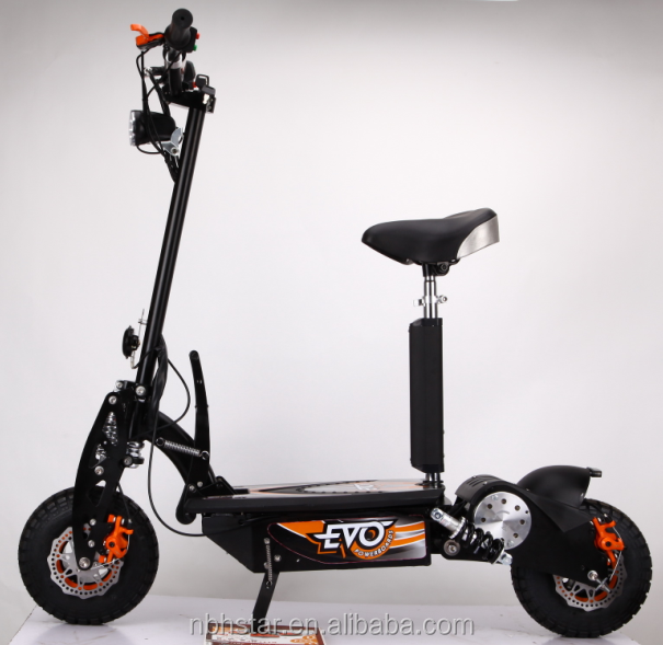 Folding electric scooter with seat for adult mini electric for Folding motorized scooter for adults