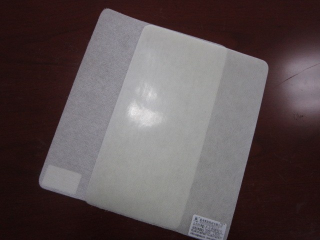 Recycled Plastic EVA pingpong Hot Melt Sheet For Toe puff and Counter