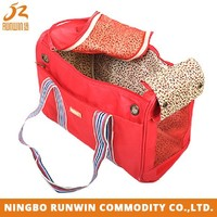 Professional Manufacturer Recycled dog bag carrier
