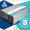 CE approval 600w 12v/24v/48v solar panel voltage regulator pure sine wave inverter power inverter