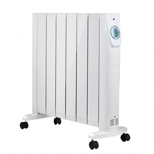 Overheat Protection Aluminum Radiator With Mica & Led Day Style