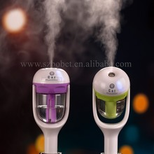 Purifiers steam Portable car humidifier / usb aroma diffuser mini 50 ml humidifier