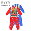 Children'S Clothing Rib Collar Spring Children'S Superhero Clothing Boutique Wholesale