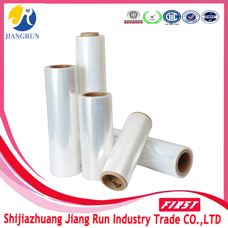 LLDPE Manual Stretch Film Pallet Plastic Wrap Film