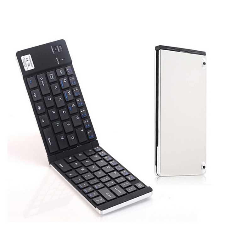 oem arabic folding electronic bluetooth keyboard for apple laptop