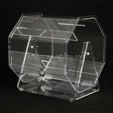 Clear Acrylic Raffle Drum