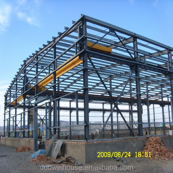 Apartment building prefab Q345B STEEL STRUCTURE