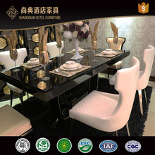 Modern Dining Room Furniture Table Wholesale Hotel Furniture