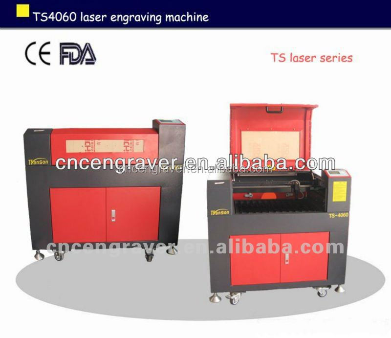 Surface Stone/Marble 60W/80W laser engraving machine TS4060 ON SALE!!!