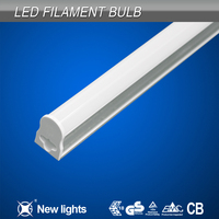 CE RoHS Seamless T5 LED Tube Light 600mm 1200mm Extended to 6 Meters