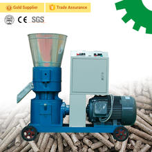 Factory price flat die type mini wood pellet mill uses manual biomass pellet press machine for sale