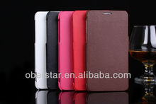 Fashion Practical Small Litchi Grain Stents Leather Holster Cover Case For Samsung Galaxy Note 3 N9000
