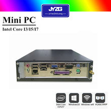 Intel Corre J1900 Barebone System Mini PC x86 with wifi and serial parallel port