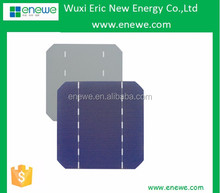 ENEWE-M125-D165 125mm high efficiency monocrystalline solar cell