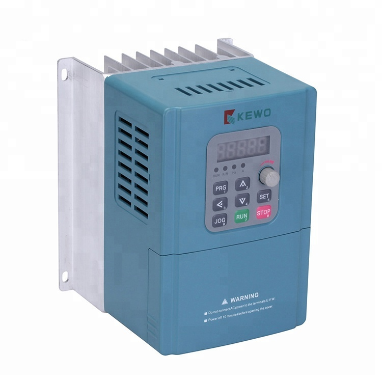 Single Phase to 3 Phase Frequency Inverter 1hp 2hp 220v vfd