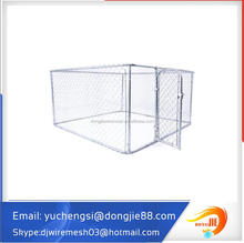 China Supplier Superior Quality Metal Handmade Dog Kennel Durable In Use