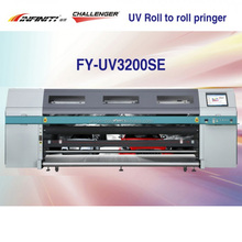 high quality printing machine uv roll to roll printer infiniti fy-uv3200se for glass/wood/ ceramic/pen