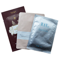 Hot sale private label OEM moisturizing and nourishing cotton tencel face mask sheet collagen facial mask with Vitamin