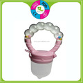 Food grade silicone fresh baby fruit food feeder