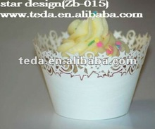 wedding supplies paper cup cake tray