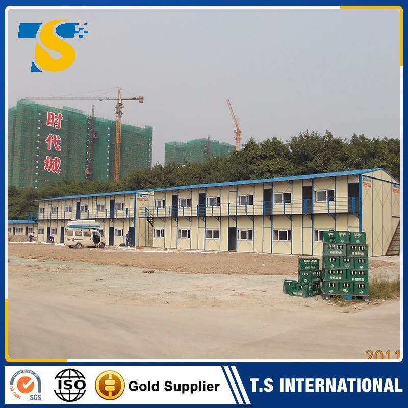 ISO, CE Certificated China Supplier 20ft shipping container homes prefabricated container house for sale