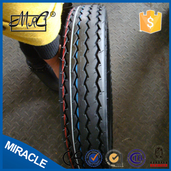 high quality wholesale Small Pneumatic Rubber Tricycle Tyre Motorcycle Tire 5.00-12