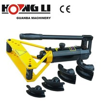 HHW-1A easy hydraulic pipe bending machine with CE