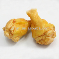 lifelike juicy fake fried chicken drumsticks for high quality artificial fake food decoration display