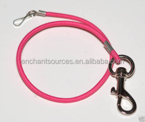 Wholesale Custom multi function bungee cord key chain
