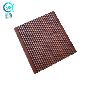 Cheap prices bamboo decking used in outdoor
