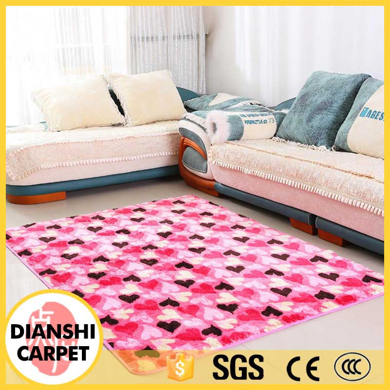 Hot Sale Promotional Printed Wooden Logo Floor Capet Wholesale Mat