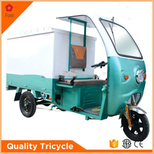 China Gold Supplier Electric Cargo Cabin Tricycle With Closed Box