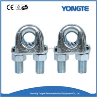 Stainless Steel Wire Rope Clip Rigging