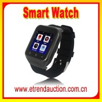 "S8 Smart Watch wcdma 1.54""Android 4.4 MTK6572 Dual Core Smart Electronics 3G Phone Watch Dual Core 1.2GHz 3G Smart Watch"