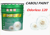 Caboli waterproof building construction material coating wall paint colors