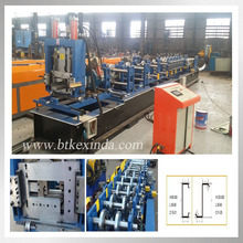 KXD c z purlin steel profile roll forming machine for sale