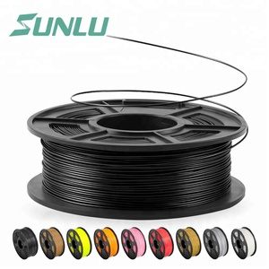 vacuumed bag digital printing material 3d printer pla filament 1.75mm no bubble eco-friendly polycarbonate plastic