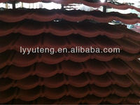 Roofing Materials,Corrugated Stone Coated Metal Roof Tile,Aluminum Roofing Sheet