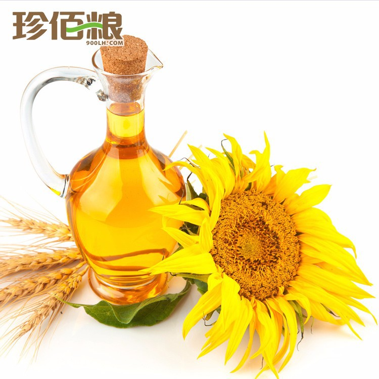 High Quality unrefined crude sunflower oil in bulk at BEST price bulk