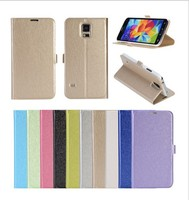 High Quality Customized Leather Phone Case for Samsung Galaxy S5 of good price
