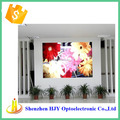 Alibaba express P5 indoor rgb led advertising wall