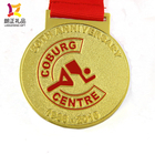 high quality and cheap price gold running sports medal