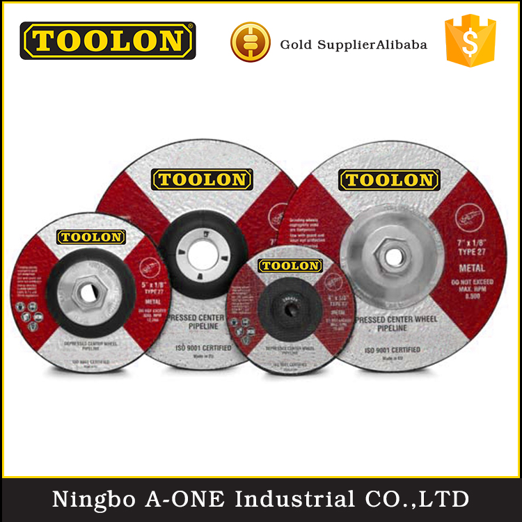 Wholesale aluminum oxide black sharpening stainless steel cutting wheel